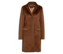 Mantel mit Alpaka