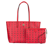 Shopper ANYA MEDIUM - rot