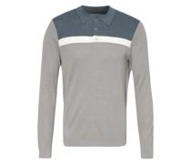 Strick-Poloshirt EASTLONG Slim Fit