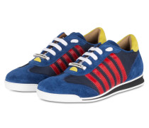 Sneaker NEW RUNNER - blau/ rot/ gelb