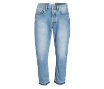 7/8-Jeans DORIAN Classic-Fit - light blue