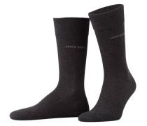 3er-Pack Socken - grau