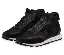 Hightop-Sneaker ICON - SCHWARZ