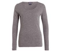 Pullover GIANNA - grau meliert