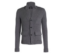 Strickjacke PEPETTO - grau