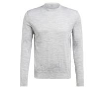 Pullover mit Seide