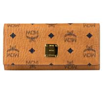 Geldbörse HERITAGE - cognac