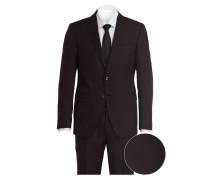 Anzug HERBY-BLAYR Slim-Fit - pflaume