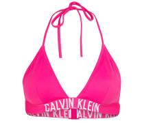 Triangel-Bikini-Top INTENSE POWER - pink
