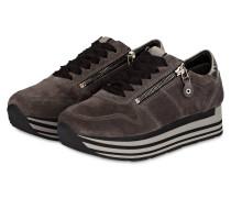 Plateau-Sneaker NOVA - anthrazit