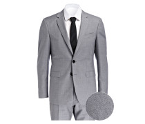 Anzug C-RYAN/C-WIN Extra Slim-Fit - grau