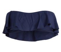 Bandeau-Bikini-Top LYNN - dunkelblau