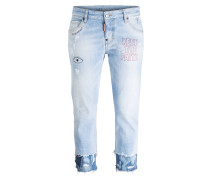 Jeans COOL GIRL - hellblau denim