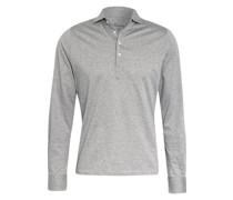 Jersey-Poloshirt Straight Fit