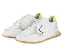 Sneaker SAINT DENIS - WEISS/ SILBER