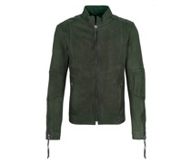 Lederjacke NIAM BUFFED Slim Fit
