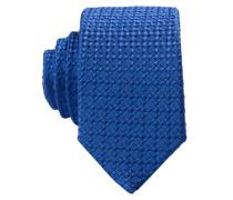 Krawatte - royalblau