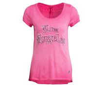 T-Shirt LOS DANGEROUS - pink