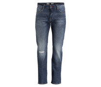 Jeans BLEEKER Slim-Fit - blau