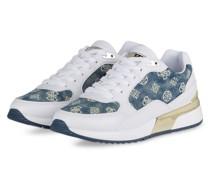 Sneaker MOXEA2 - WEISS/ BLAU