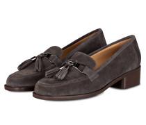 Loafer - grau
