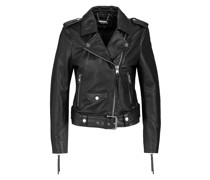 Biker Lederjacke ALL TIME FAV BIKER // DESIRE