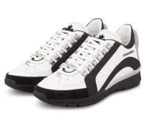Sneaker 551 - GRAU/ WEISS