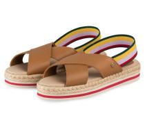 großartige Qualität Online-Shop auf Füßen Bilder von Tommy Hilfiger Sandalen | Sale -51% im Online Shop