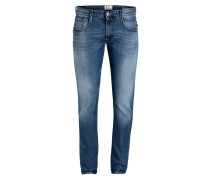 Jeans ANBASS Slim-Fit - blue