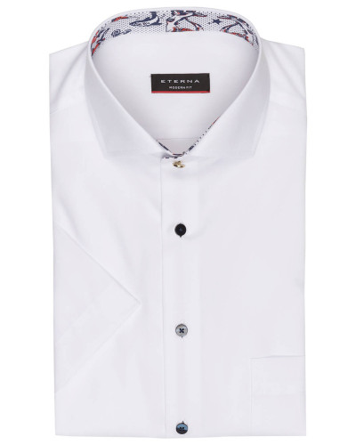 Halbarm-Hemd Modern Fit