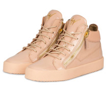 Hightop-Sneaker KRISS - rosa