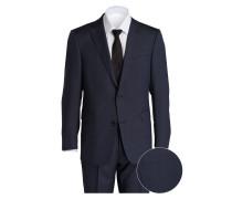 Anzug Comfort-Fit - dunkelblau