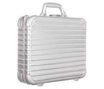 ATTACHE Notebook-Koffer S - silber