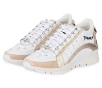 Sneaker 551 - beige/ weiss