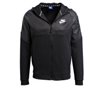 Sweatjacke ADVANCE 15 - schwarz