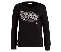 Sweatshirt DOTE - schwarz