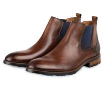 Chelsea-Boots JASER - BRAUN