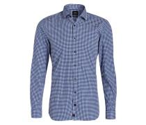 Hemd SHAYNE Slim-Fit - blau