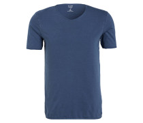T-Shirt Level Five body fit - navy