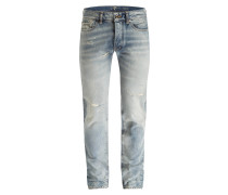 Destroyed-Jeans RONNIE Skinny-Fit