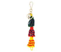 Schlüssel- und Taschenanhänger - gelb