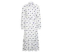 Kleid ANTOINETTE mit Rüschenbesatz
