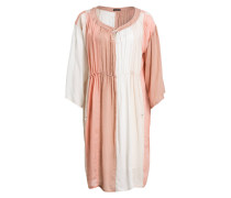 Kleid ADELL - lachs/ offwhite/ nude
