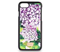 iPhone-Hülle - lavendel/ grün