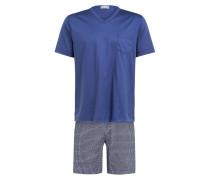 Shorty-Schlafanzug Serie MALLOW