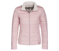 Soft-Daunenjacke - rosa