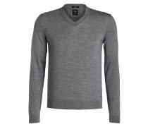 Schurwoll-Pullover T-DAN mit Seidenanteil