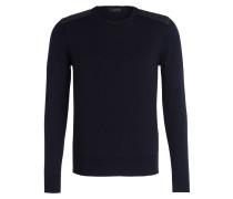 Pullover CARIGAN mit Schulterbesatz