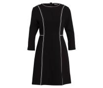 Kleid PIPER - schwarz/ weiss