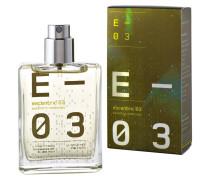 ESCENTRIC 03 30 ml, 266.67 € / 100 ml
